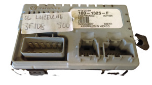 2006 Buick Lucerne heated seat control module 100-1325-F