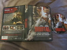 Brutal de Ethan Wiley avec Jeffrey Combs, DVD, Horreur