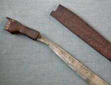 Antique Filipino Katipunian Apalit large Philippines Sword Talibong not keris