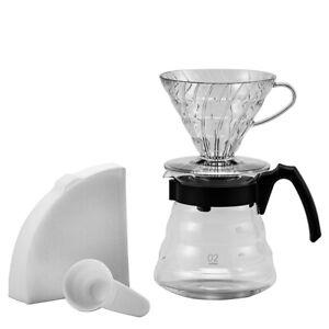 Hario V60 Kaffee-Set Craft Coffee Maker - 4-tlg.