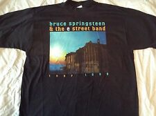 Bruce Springsteen & The E Street Band Tour T-Shirt Large 1999 Reunion Like New