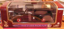 1953 F-100 Pick Up - Road Legends 1:18 Die Cast Metal Truck