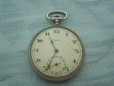 "Unusual ""Cymrex Watch Co, Geneve"" pocket watch, genuine estate find not working"