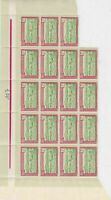 French Cameroons Mint Never Hinged Part Stamps Sheet  ref R 17474