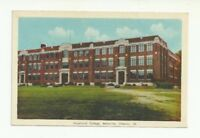 VOCATIONAL COLLEGE, BELLEVILLE, ONTARIO, CANADA VINTAGE POSTCARD