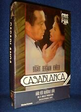 Casablanca (Vhs 1983) Brand New Factory Sealed•First Release•Magnetic Video Corp