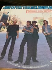 John Cafferty And The Beaver Brown Band Tough All Over Lp Used