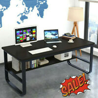 Home Office Furniture Desk Computer Desk PC Laptop Table Workstation Study Table