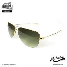 Gafas sol sunglasses Oliver Peoples Strummer OV 1004S 3775 Gold Green 63-14 NEW