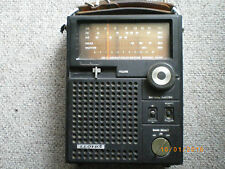 vintage 1950,s-60,s loyds radio bat or electric multi band police air working