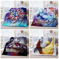 Ultraman Style cartoon Blanket Throw Sofa Blankets quilt NEW