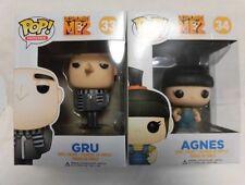 Funko POP! GRU AGNES  DESPICABLE ME 2