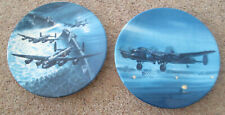 More details for raf dambusters set of 2 plates