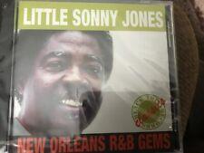 Little Sonny Jones: New Orleans R&B Gems (CD) NEW