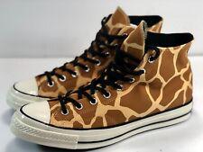 Converse Giraffe Print All-Star Chuck Taylor Shoes Usa Mens Size 11