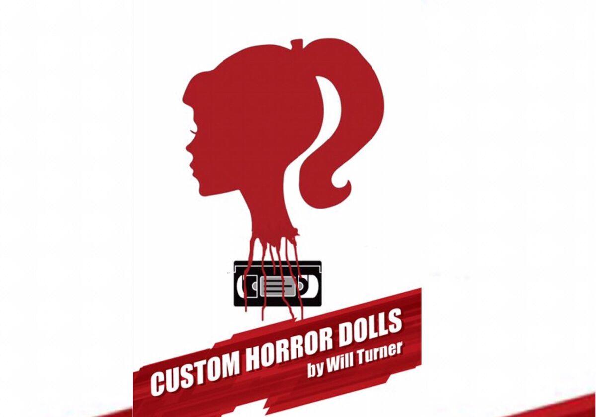Custom Horror Dolls By Will Turner