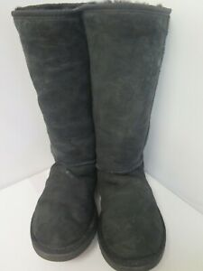 Genuine Ugg Classic Long Boots UK 5.5 Euro 38 in Black