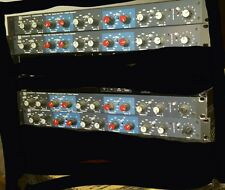 Audioarts 1500 Parametric 5 Band Tunable Notch Filter Equalizer Eq, Vintage Rack