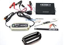 CTEK MXS 3.8 EU 12V 56-309 Cargador baterías Regalo Funda silicona