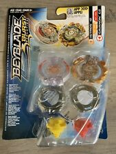 Beyblade Burst Istros I2 & Gaianon G2 Dual Pack Hasbro USA