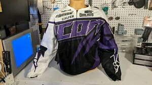 Icon Anthem 2 Men's Mesh Motorcycle Jacket w/ D30 Armor In Size S NWT