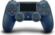 Sony PlayStation 4, PS4 Wireless Controller (Genuine) - Midnight Blue - LN™
