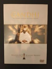 Gandhi (Columbia DVD 2001) Ben Kingsley Martin Sheen Attenborough Bergen