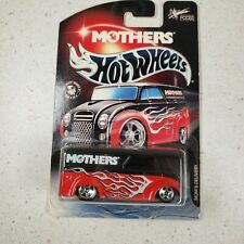 2002 Hot Wheels MOTHERS Series Moms Delivery Truck Foose Design New Sealed