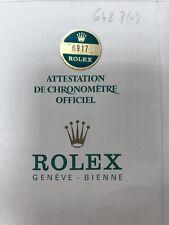 Original Vintage  Rolex 6917 Watch -  Blank Certificate Guarantee 6487109  #30