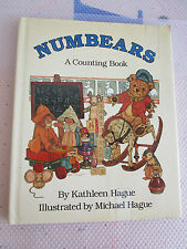 "NUMBERS ""A COUNTING BOOK"" BY KATHLEEN HAGUE"