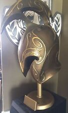 LORD OF THE RINGS ELVIN HIGH Warriors helmet movie prop replica