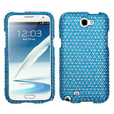 Diamond Bling Jewel Rhinestone Diamante Case Cover for Samsung Galaxy Note II