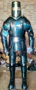 Medieval Knight Gothic Combat Full Body Suit Reenactment Halloween Ancient Item