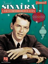 Frank Sinatra Christmas Collection Sheet Music Easy Piano Book NEW 000307021