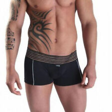 Lingerie Sexy Homme Boxer Idol Noir Taille L - LOOKME