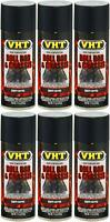VHT/ Duplicolor SP671 Paint VHT Roll Bar and Chassis Satin Black 6 PACK