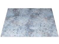 2'x3' RPG Dungeon Tiles Playmat gaming mat dnd D&D roleplaying battle pathfinder