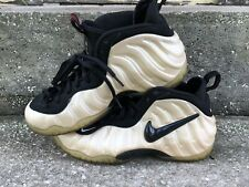 NIKE AIR FOAMPOSITE PRO Sz 8.5 624041-206 PEARL ELECTRIC GALAXY PARANORMAN DB