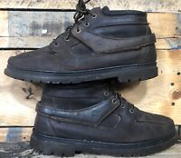Timberland Rare Vintage Gore-Tex Chukka Men's Brown Green Boots Size 13 M