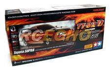Tamiya EP RC Car 1/10 Toyota SUPRA TT02D Chassis Drift Spec 4WD with ESC 58613