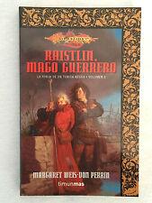 La Forja de un Túnica Negra 3 Raistlin Mago Guerrero Edición 2006 Dragonlance