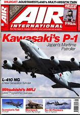 AIR INTERNATIONAL 89/3 SEP 2015 P-8,Wildcat,Kawasaki P-1,Tu-160,Scorpion,G120TP