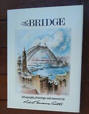The Bridge Lithographs Drawings Memoirs Robert Emerson Curtis Signed Limited ed