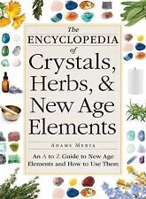 Encyclopedia of Crystals, Herbs & New Age Elements Book ~ Wiccan Pagan Library