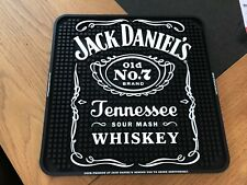 JACK DANIELS  TENNESSEE HONEY WHISKEY  SQUARE PIMPLED  BAR MAT