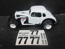 # 77 Earl Wagner Coupe Modified 1/25th scale Die-Cast donor kit