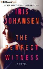 The Perfect Witness by Iris Johansen (2015, CD, Abridged)