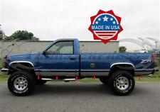 "1988-1998 Chevy/GMC C/K Pickup Regular Cab Long Bed Rocker Panel Trim 5.5"" N/F"