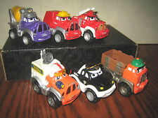 """6 RARE HTF COLLECTABLE TONKA CAR'S TRUCK'S , ETC.... LOT , """" SOLD AS IS """""""