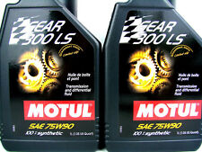 Motul Gear 300 LS 75W90 SAE Rennsport Differentialöl Getriebeöl API GL5 2 Liter